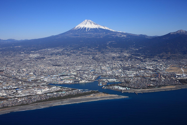 フリー写真素材集 静岡県富士市