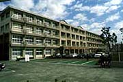 (picture)photo of the junior high school